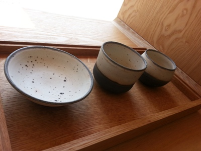 ぐい呑みセット <br>Set of Sake-cup