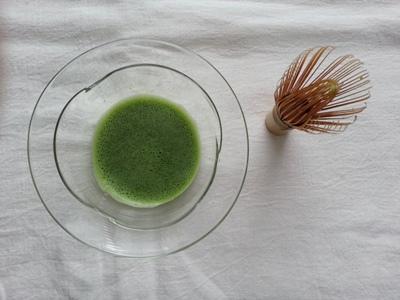 家飲み抹茶のススメ <br>Enjoy daily matcha