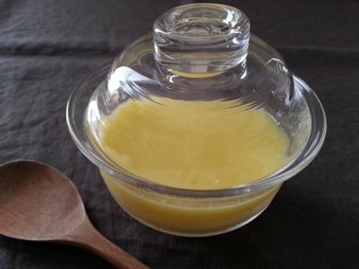 沖澤康平さんのグラス碗 <br>Glass bowl made by OKIZAWA Kohei