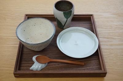 うつわで食育 <br>Good tableware for kids
