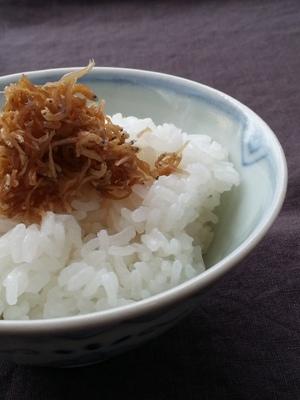 ごはんのおとも <br>Small dishes for rice