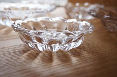 ガラスのうつわ <br>glass works