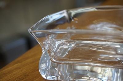 沖澤康平ガラスのうつわ展 <br>Glass exhibition of OKIZAWA Kohei