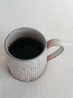 ココチ舎さんのマグカップ <br>Mug cup made by Kokochi-ya
