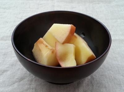 あったかリンゴ <br>Hot apple