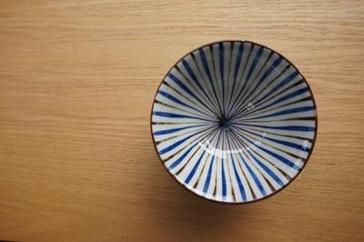 柏木円さんのむぎわら飯わん <br>Rice bowl by KASHIWAGI Madoka