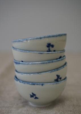 小さな小さな盃 <br>Small sake cups