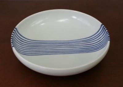 柏木円さんの「くらわんか」 <br>Kurawanka, bowl by KASHIWAGI Madoka