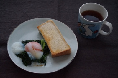 モーニング <br>My favorite breakfast