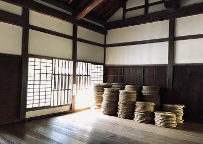 久しぶりの閑谷学校 <br>Visit Shizutani school after a long time